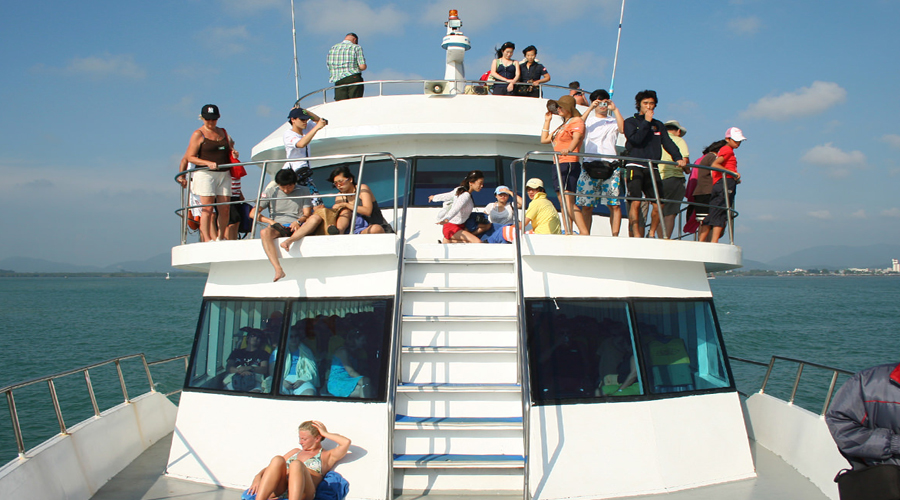 Phi Phi Island Tour, Phuket