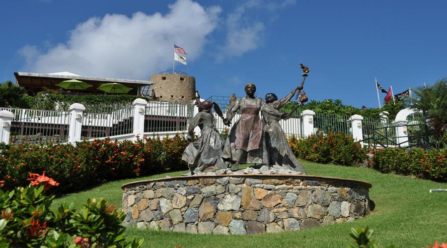 Queen of Virgin Island