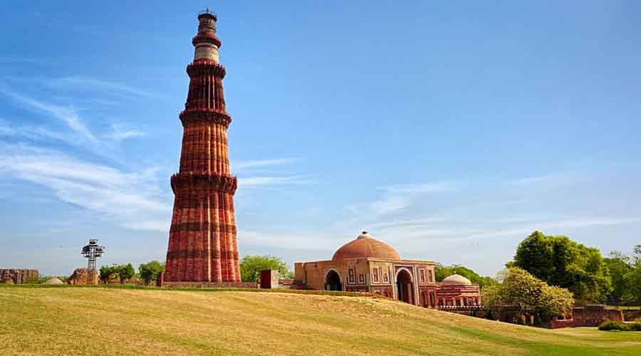 qutub minar4-Delhi