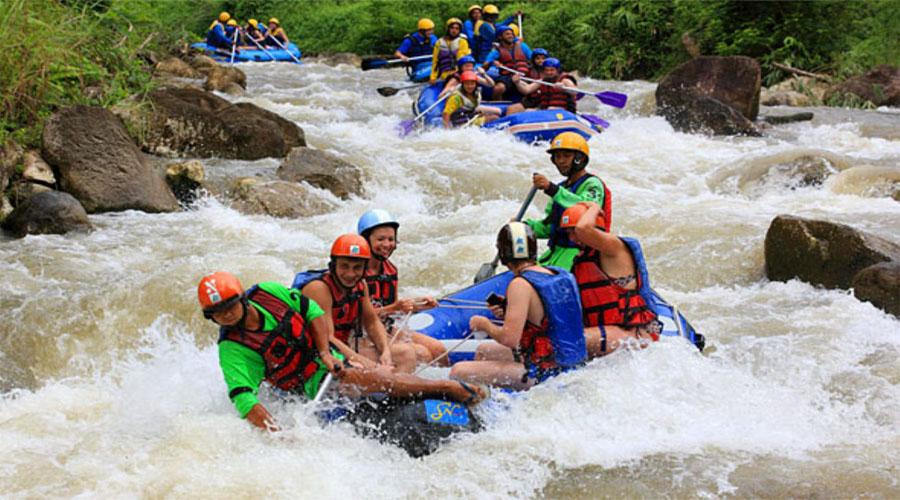 Rafting Phu