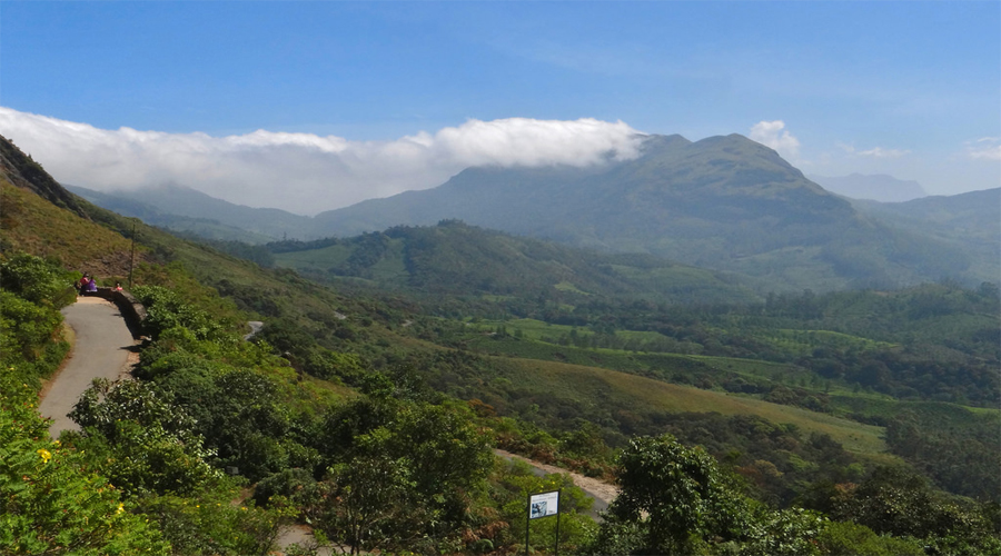 Rajamalai Hills Munnar 1