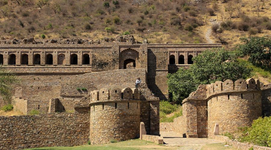 Rahan Fort