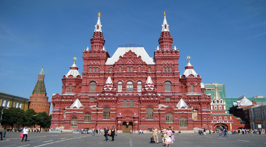 red square, Moscow