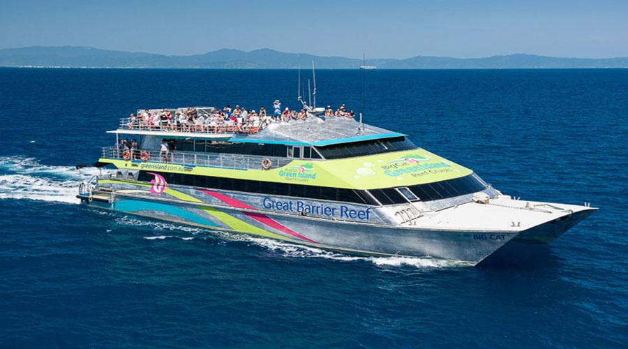 Reef Island Cairns