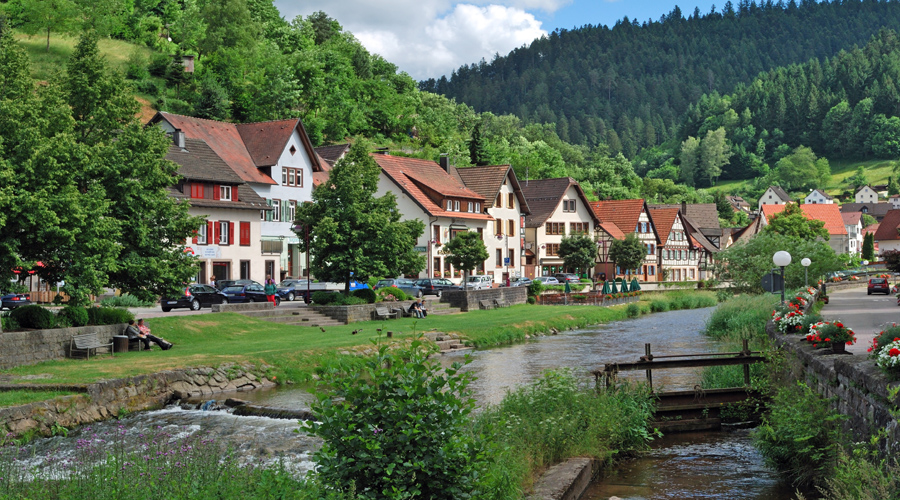 UNESCO-listed Rhine Valley for breathtaking natura