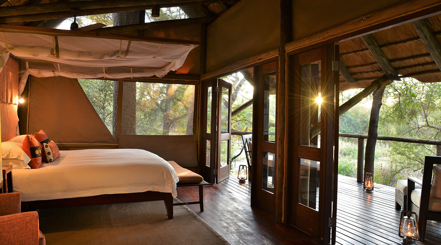 Rhino Post Safari Lodge, Kruger