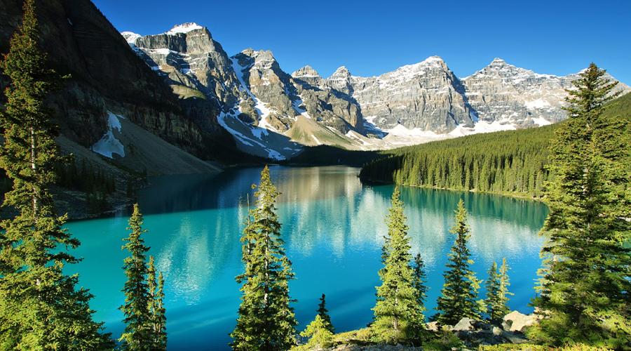 Banff Candian Rock