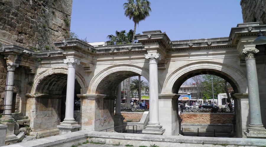 Romangate. Antalya