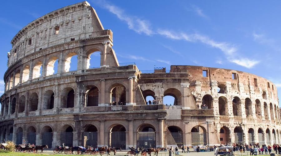Rome (Civitavecchia), Colosseum