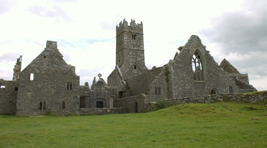 Ross Errilly Friary, Galway