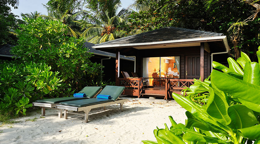 Royal Island Beach villa