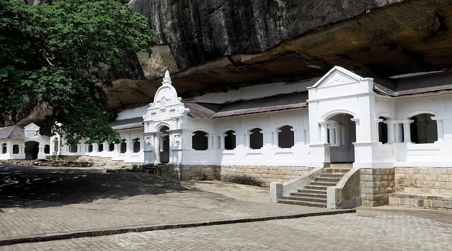 Royal Cave, Dambulla