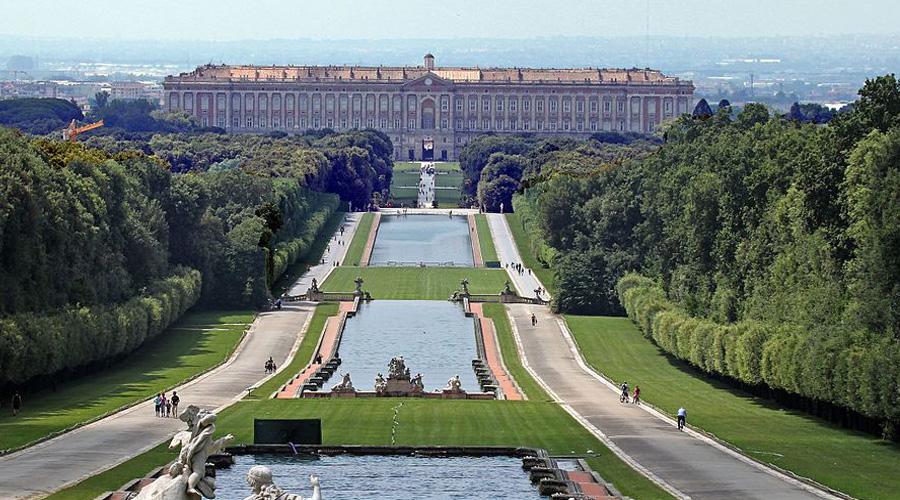 UNESCO-World Heritage Site,Royal Palace,Caserta