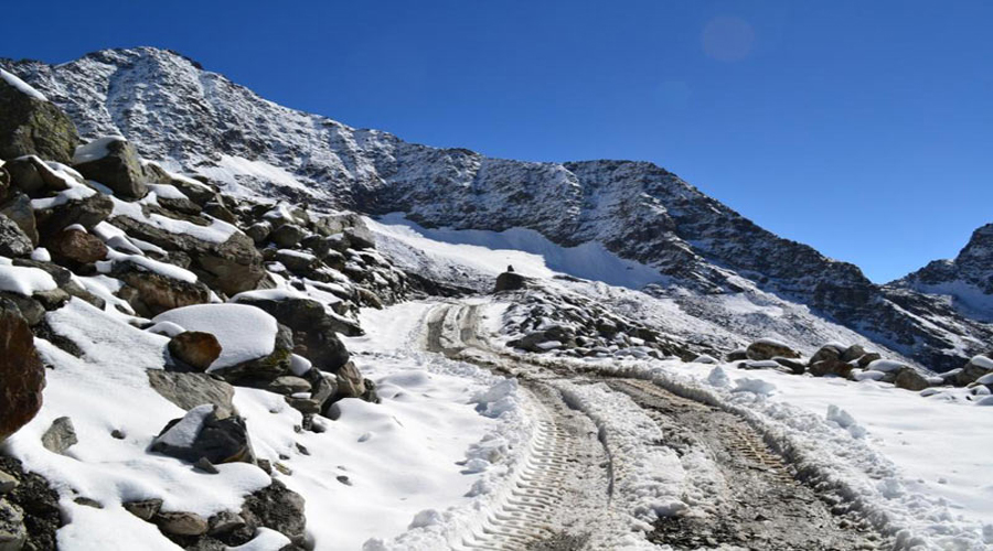 Sach pass in Dalhousie