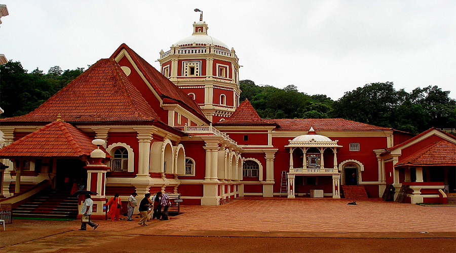 Santa Durga Temple South Goa
