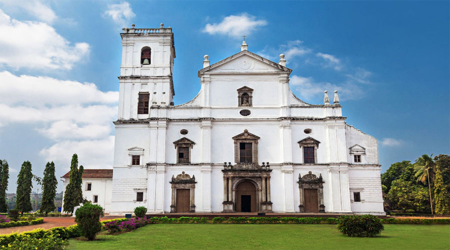 Se Cathedral Church North Goa
