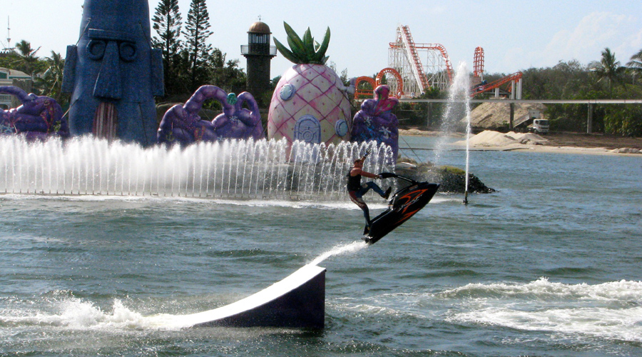 Sea World Ride, Gold Coast