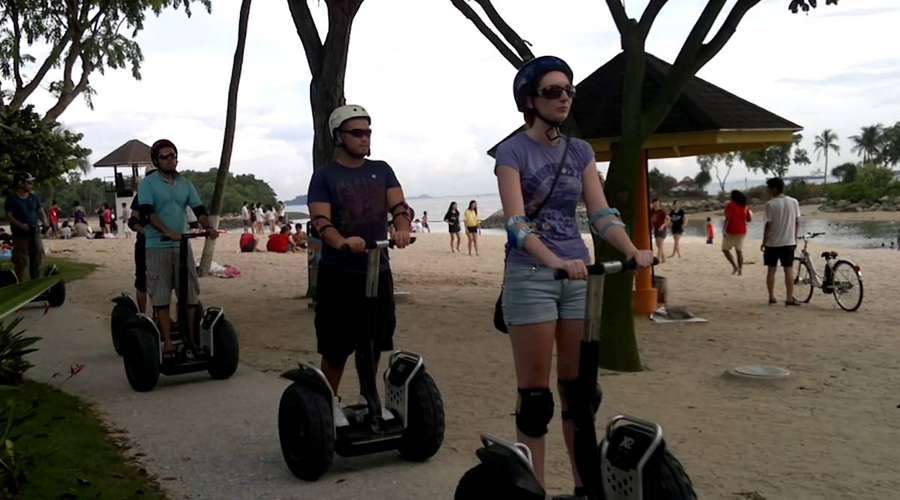 Segway Fun Ride (Sentosa Sun Pass)