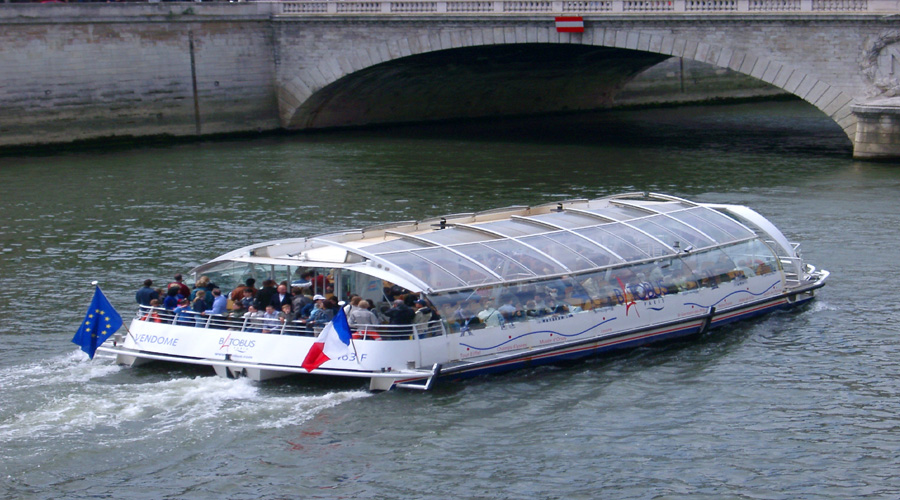Seine River with Cruise