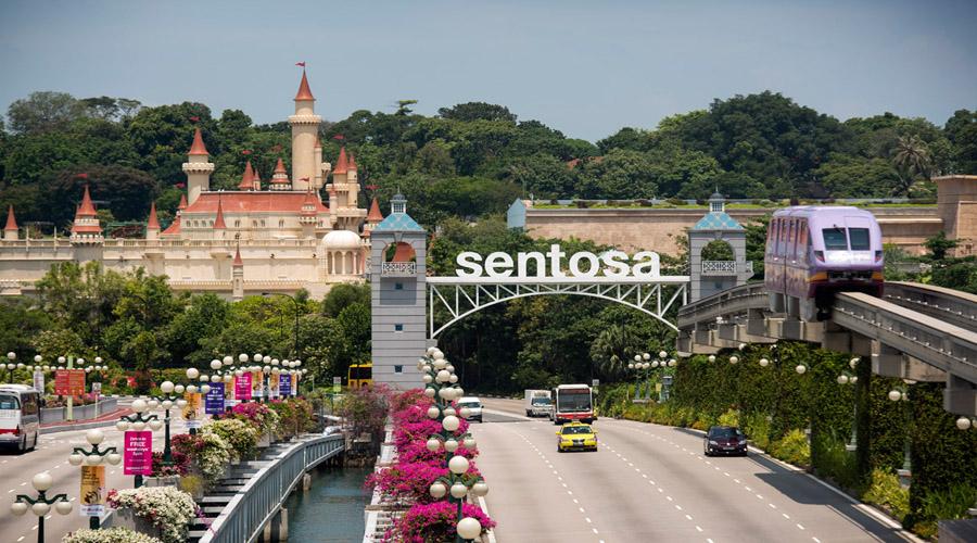 Sentosa, Singapore