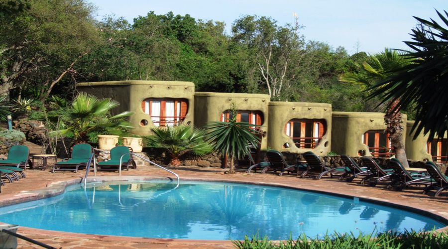 Serena Mountain Lodge, Mt Kenya