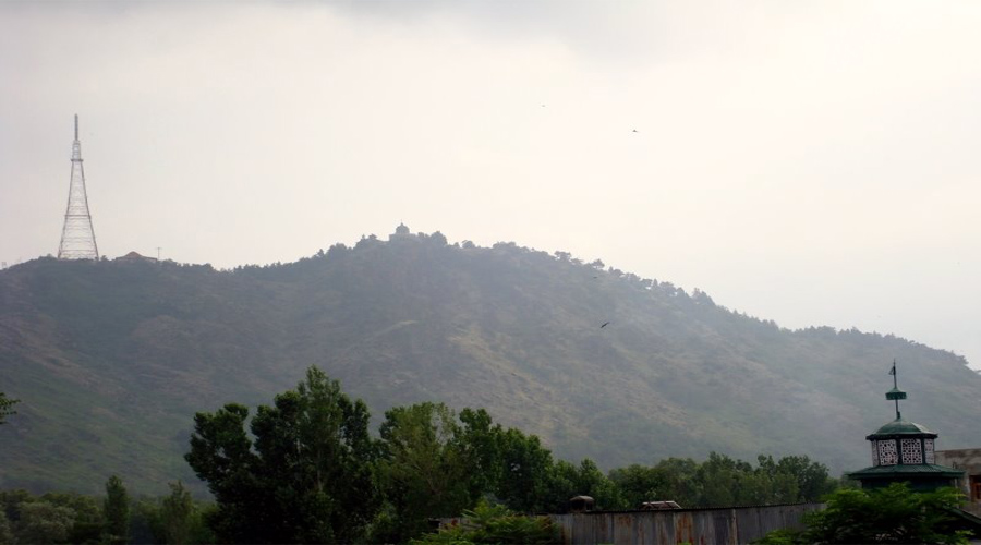 Shankarracharya Hill Srinagar