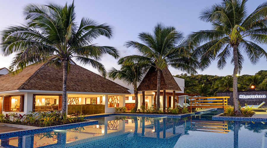 Sheraton Fiji Resort 1