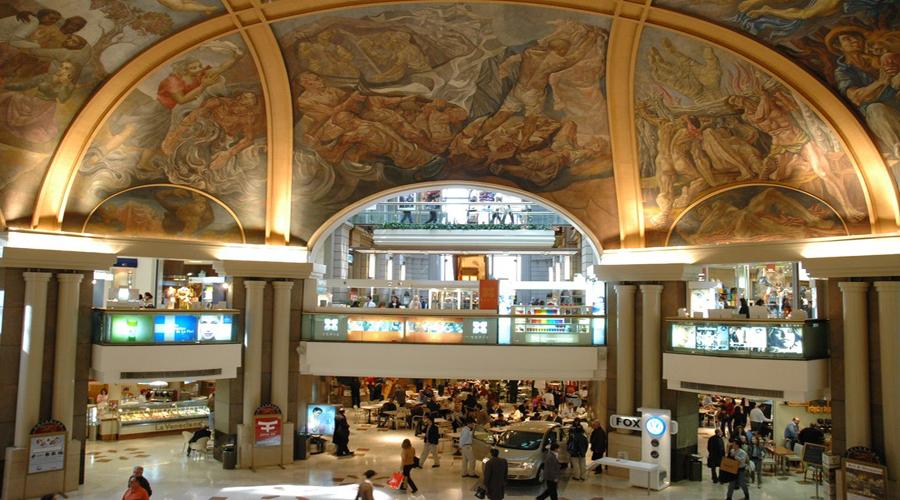 Shopping Centre, Buenos Aires
