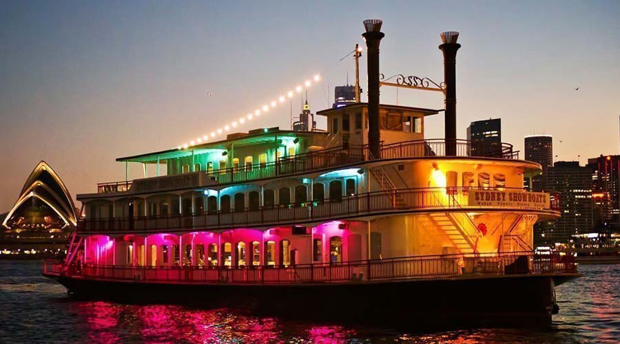 Shoe Boat Dinner Cruise