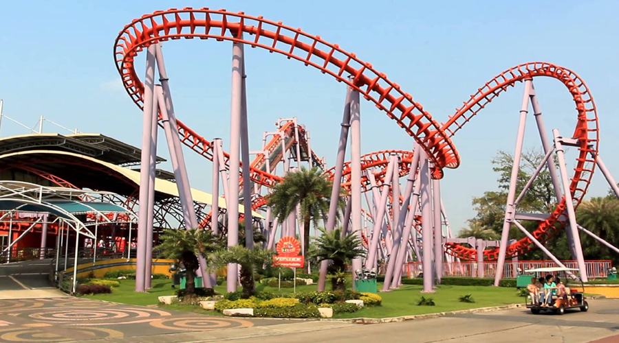 Siam Park City Tour