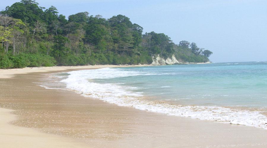 Sitapur beach Neil Island