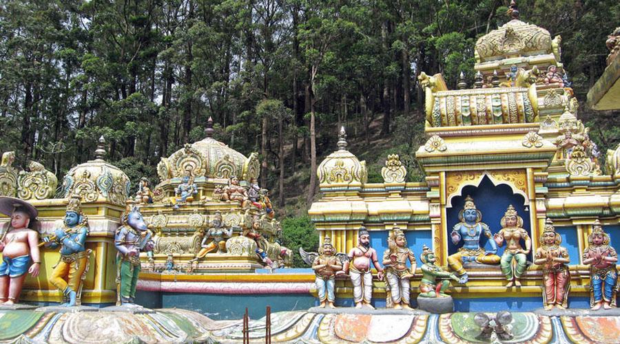 Sita temple, Nuwara Eliya