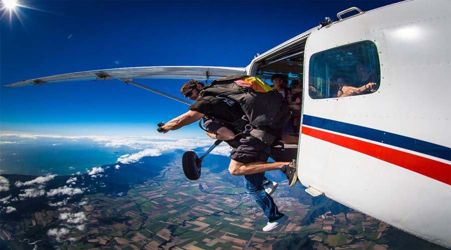 Skydives, Sydney