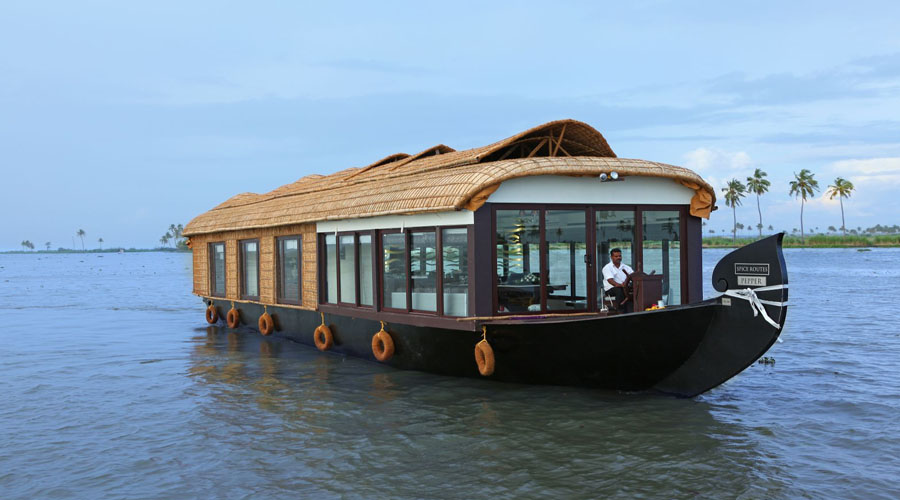 Spice Route Hoseboat, Alleppey