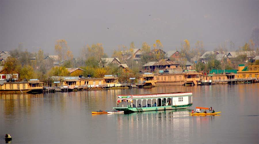 Srinagar House Boat