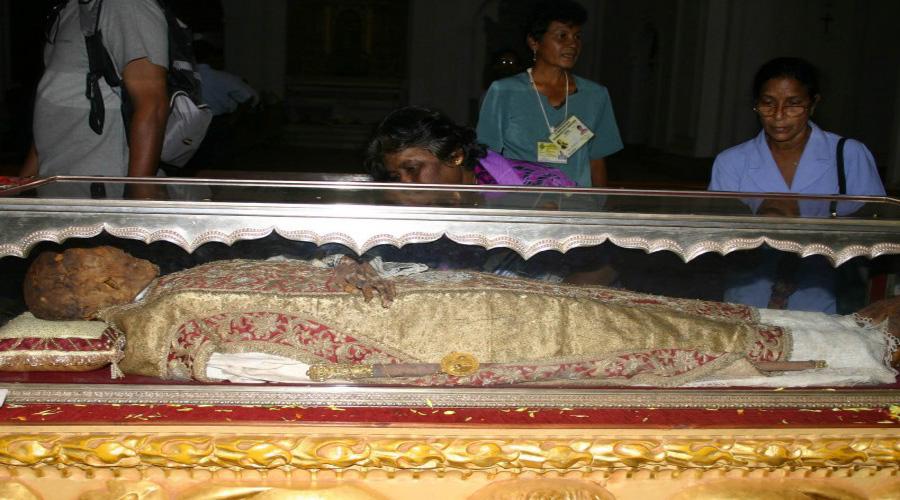 St Francis Xavier Old Goa