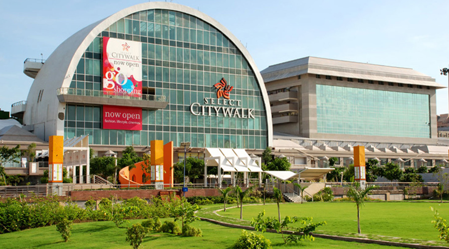 south delhi mall