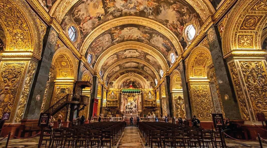 St John's Cathedral, Malta