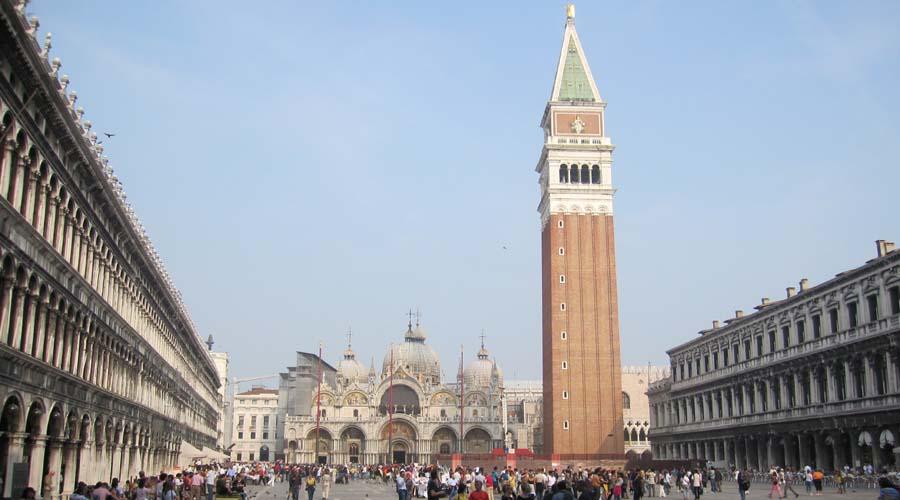 St mark square, Venice