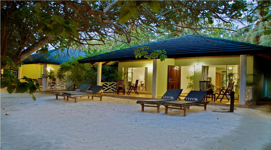 Sun Island Beach Bungalow