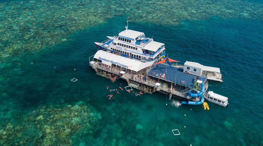 Sunlover Outer Barrier Reef Cruise