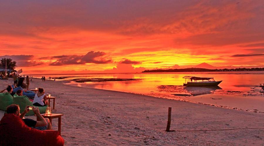 Sunset Gili