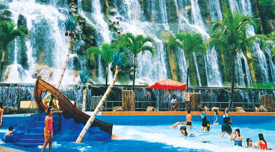 sunway lagoon water parks