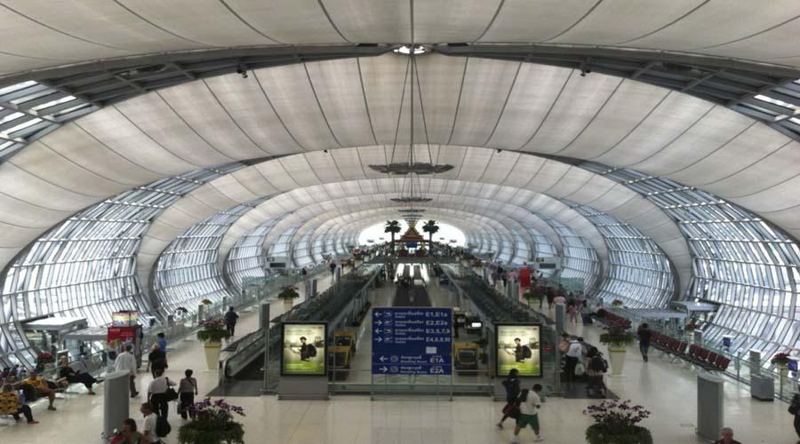 Suvarabhumi Airport, Bangkok