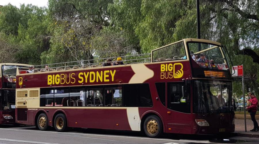 Big Bus Hop on Hop off, Sydney
