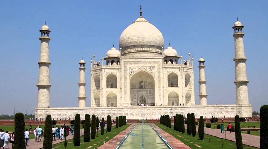 Taj Mahal4-Agra