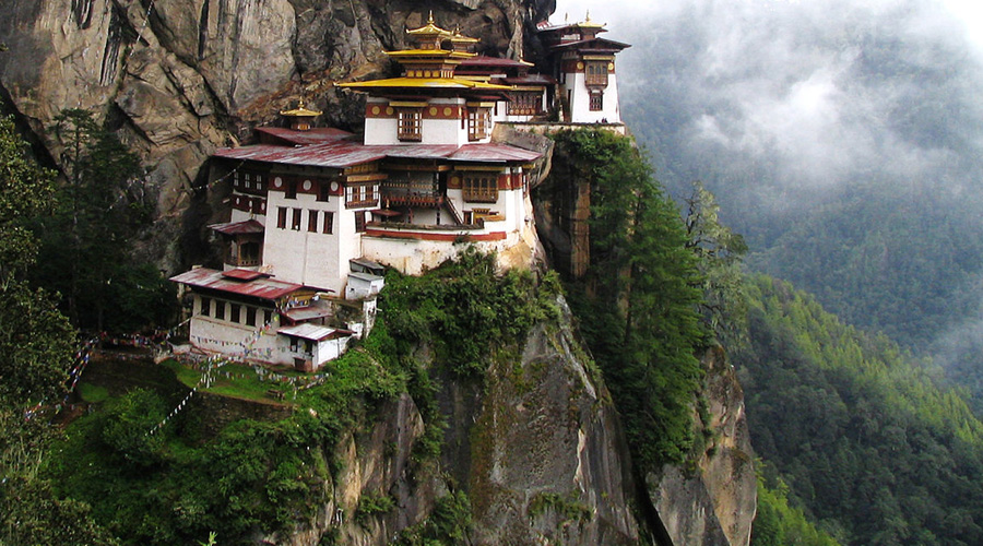 Taktsang Lhakhang (Tiger's Nest Monastery), Paro