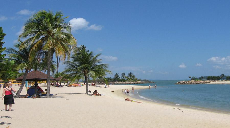 Tanjong Beach Sentosa