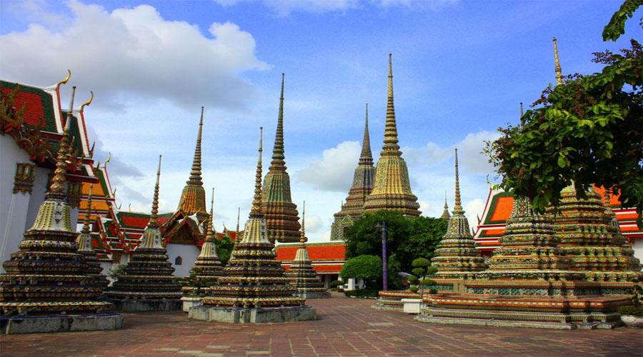 Temple Tour, Bangkok