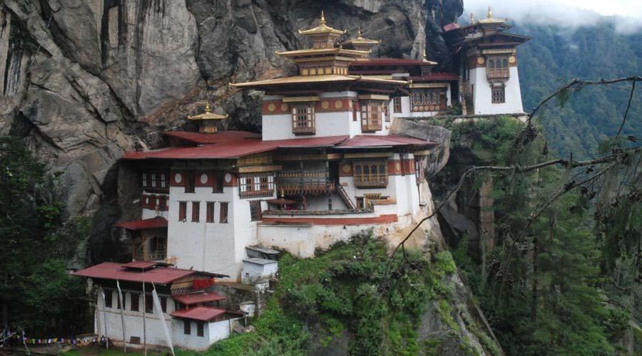 Taktsang Monastery, Paro